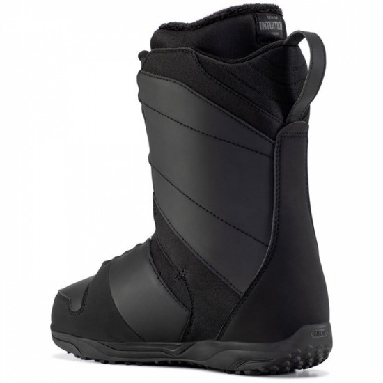 RIDE ANTHEM BLACK - BOOTS SNOWBOARD
